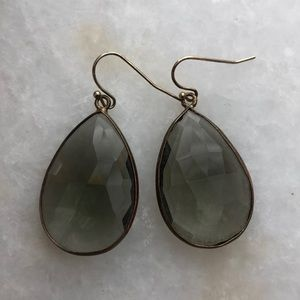 Anthropologie drop earrings